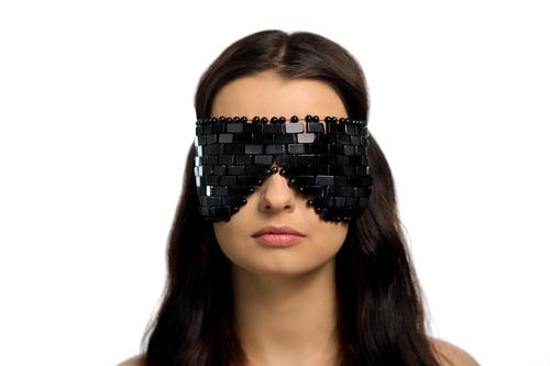 Face Mask Obsidián