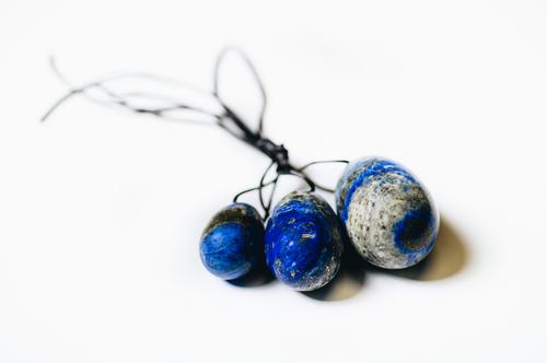 Yoni vajíčko Lapis Lazuli