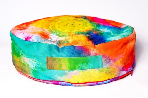 Meditační polštářek Chakra Original - velikost L