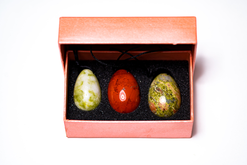 Yoni Eggs Combined Set